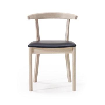 Bild på SM 52 stol läder