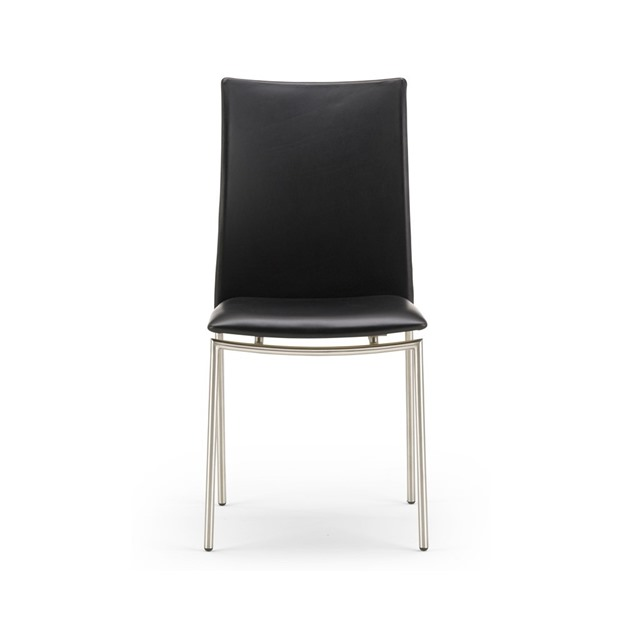 Bild på SM 58 stol läder