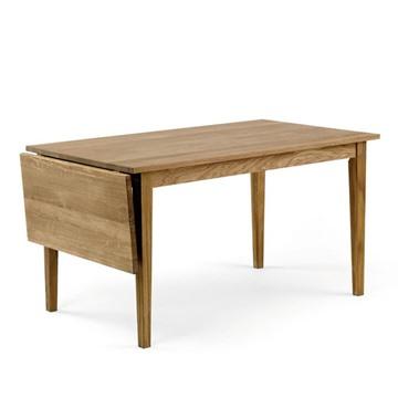 Bild på Ekliden matbord  + klaff oljad ek