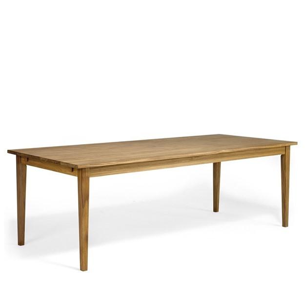 Bild på Ekliden matbord oljad ek