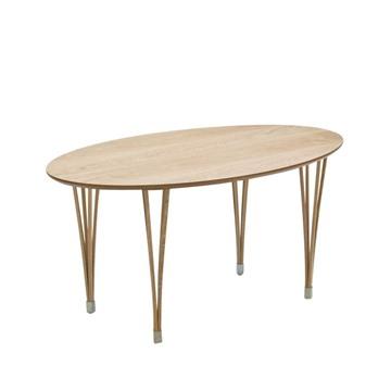 Bild på Elna soffbord ovalt 140x80