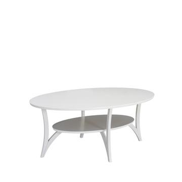 Bild på Spinell soffbord ovalt 130x75cm