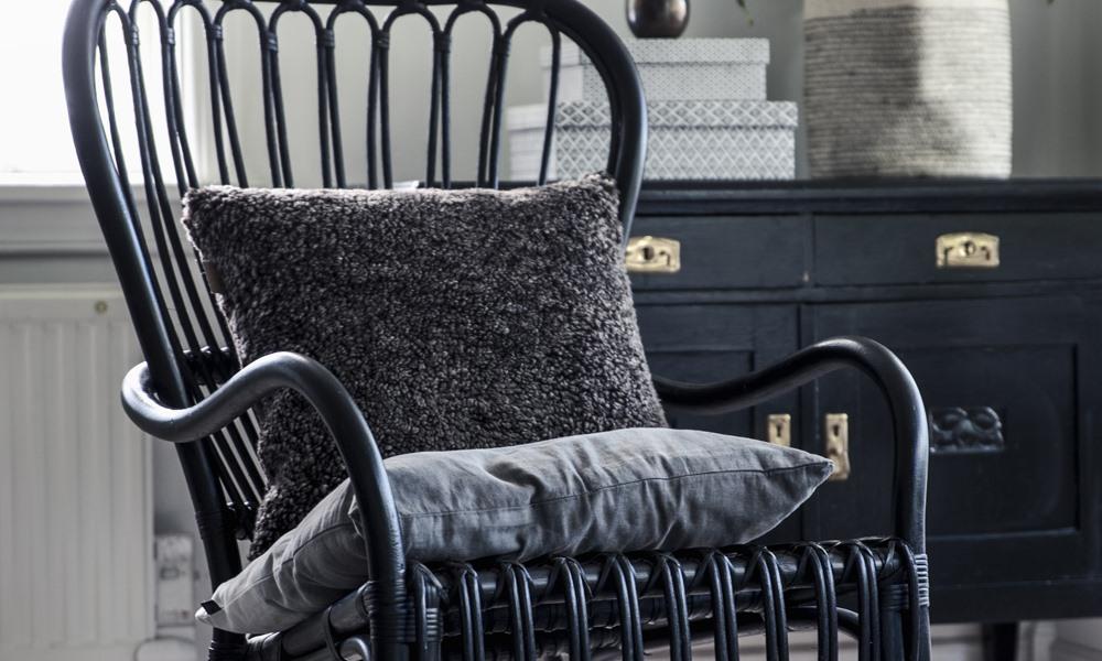 Bild för kategori Textilier och prydnadskuddar