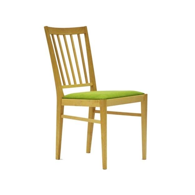 Bild på Ballerina stol med klädd sits