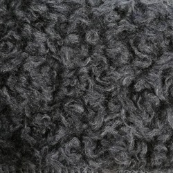 Fårskinnslook mörkgrå [-1 800 kr]