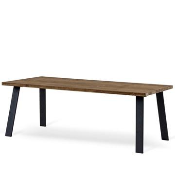 Bild på Narvik matbord med utställda ben