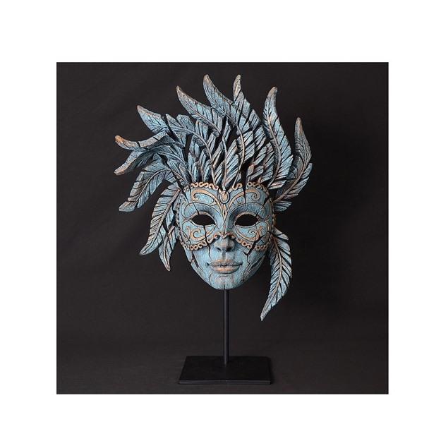 Bild på Carnival Mask blå
