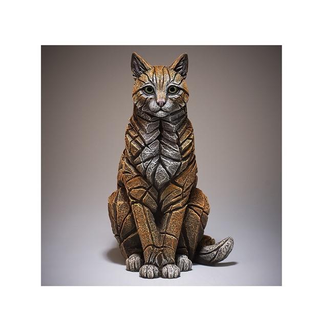 Bild på Cat sitting ginger
