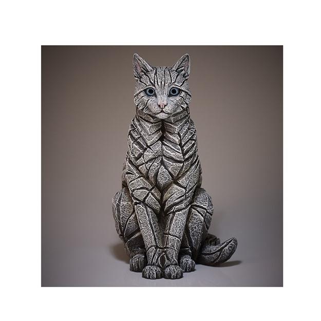 Bild på Cat sitting white