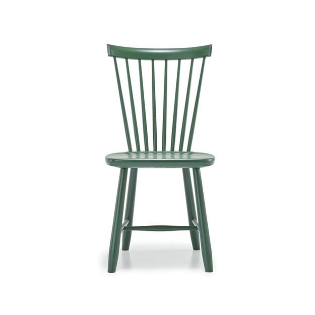 Bild på Lilla Åland stol björk skogsgrön