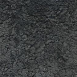 Fårskinn Svart med klädd armstöd [- 1 000 kr]