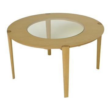 Bild på Spigo soffbord Ø100cm glas