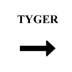 Tyger [-  580 kr]
