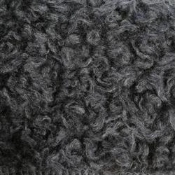 Fårskinnslook mörkgrå [- 1 855 kr]