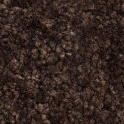 Fårskinn brun