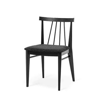 Bild på Amy stol svartlackad