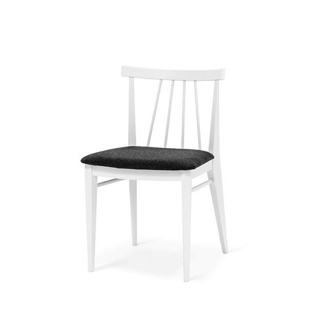 Bild på Amy stol vitlack