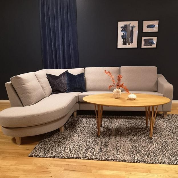 Bild på Choice soffa med öppet avslut (butiks ex)