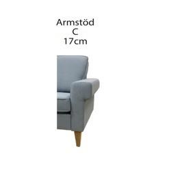 Armstöd C (17cm)