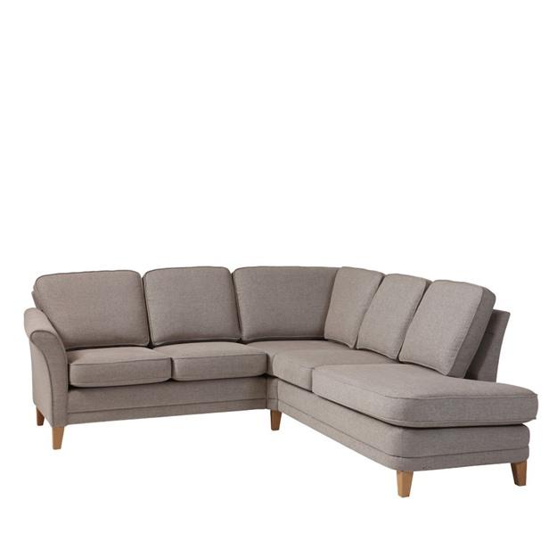 Bild på Flexi byggbar soffa med öppet avslut