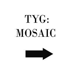 Tyg Mosaic