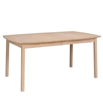 Bild på Verona matbord ellips 160(48+48)x102cm