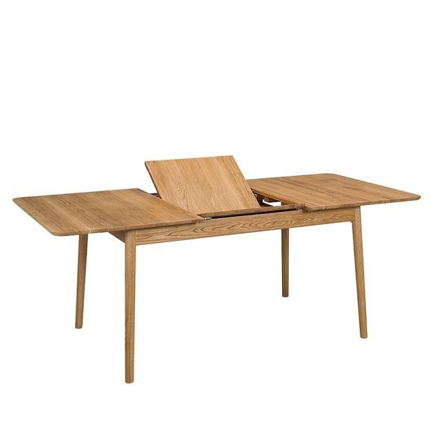 Bild på ZigZag matbord butterfly 140(53)x90cm
