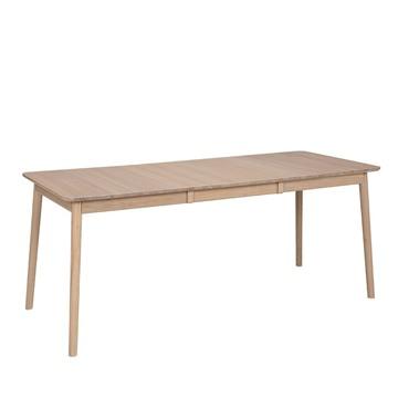 Bild på ZigZag matbord 127(53)x75cm