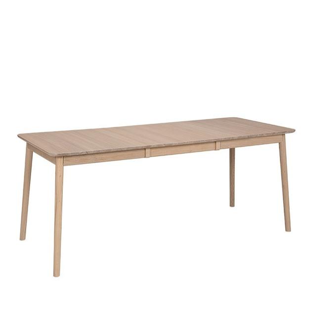 Bild på ZigZag matbord 140(53)x90cm